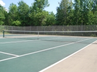 Takundewide Cottages Tennis courts