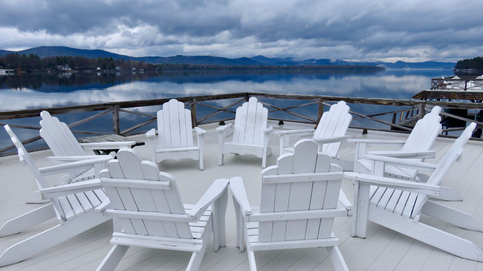 May Adirondack Chairs