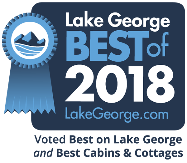 Best of Lake George - Best on Lake George and Best Cabins and Cottages