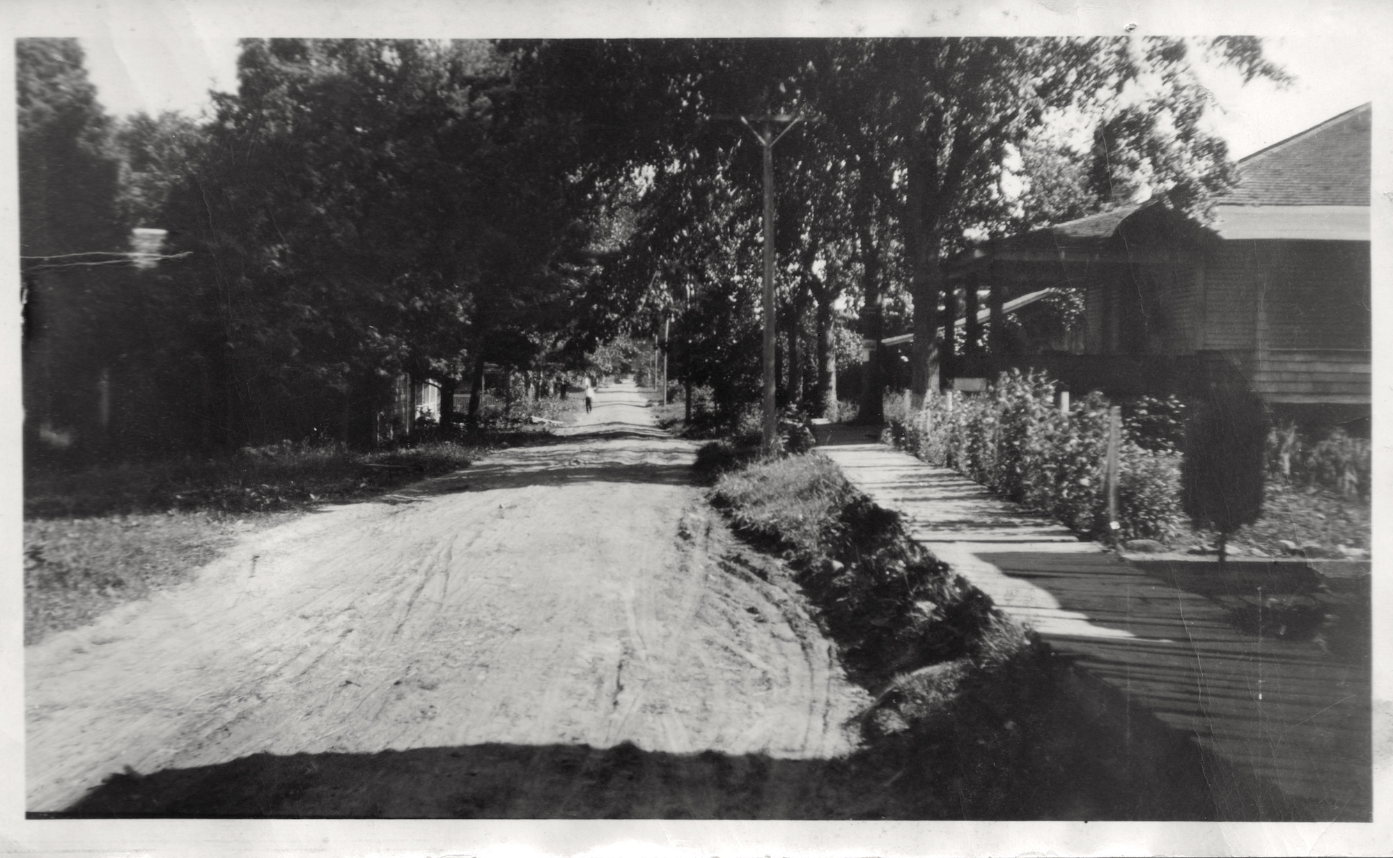 Cleverdale Road, Cleverdale, NY  circa 1930