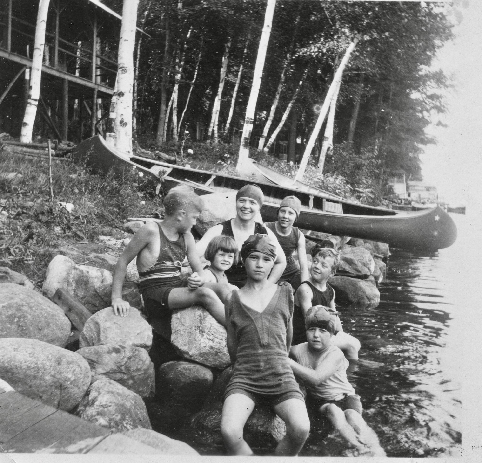 Cleverdale, NY  circa 1930