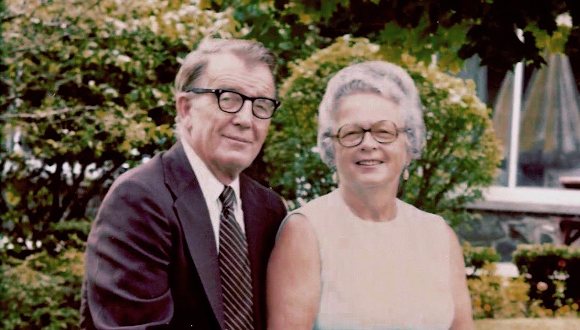 Jane and Alger Mason, 1978