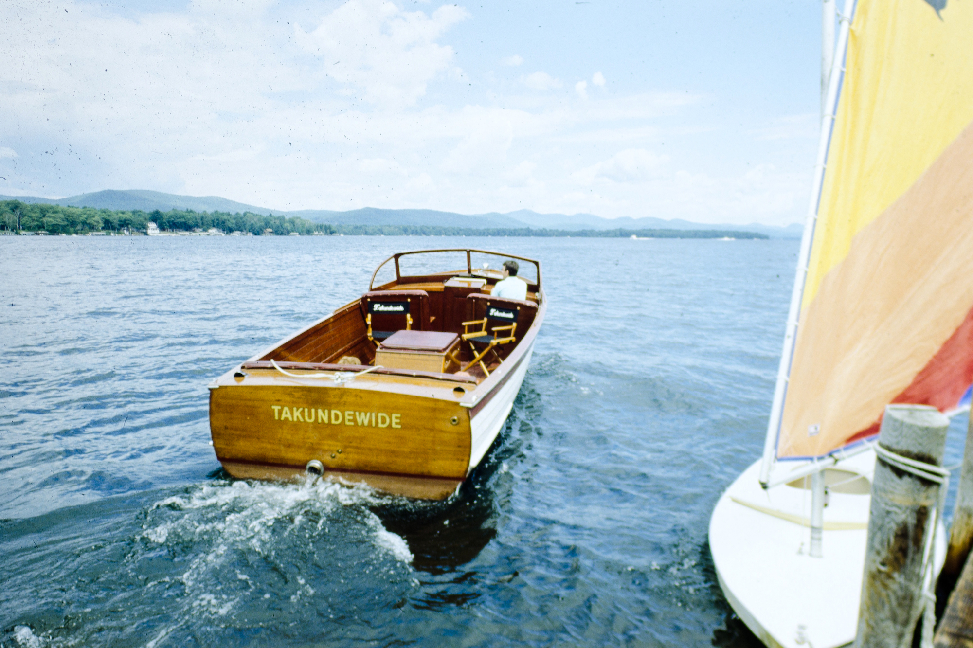 Takundewide boat 1988