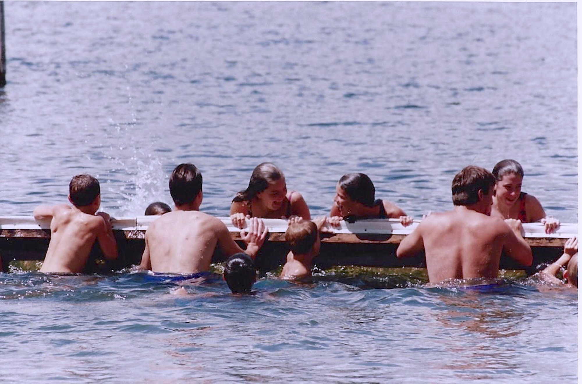 Takundewide raft, 1990s