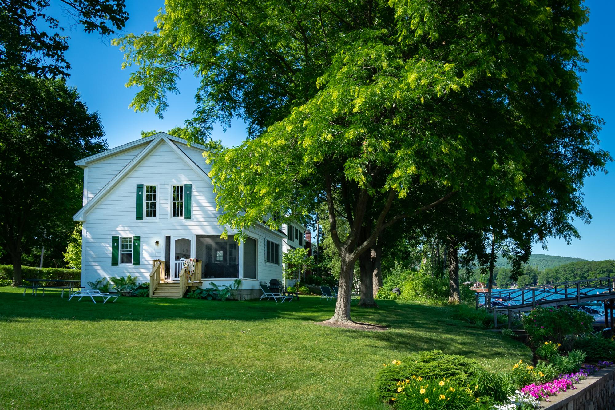 Cottage #3 exterior