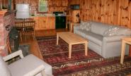 Cottage #16 living room