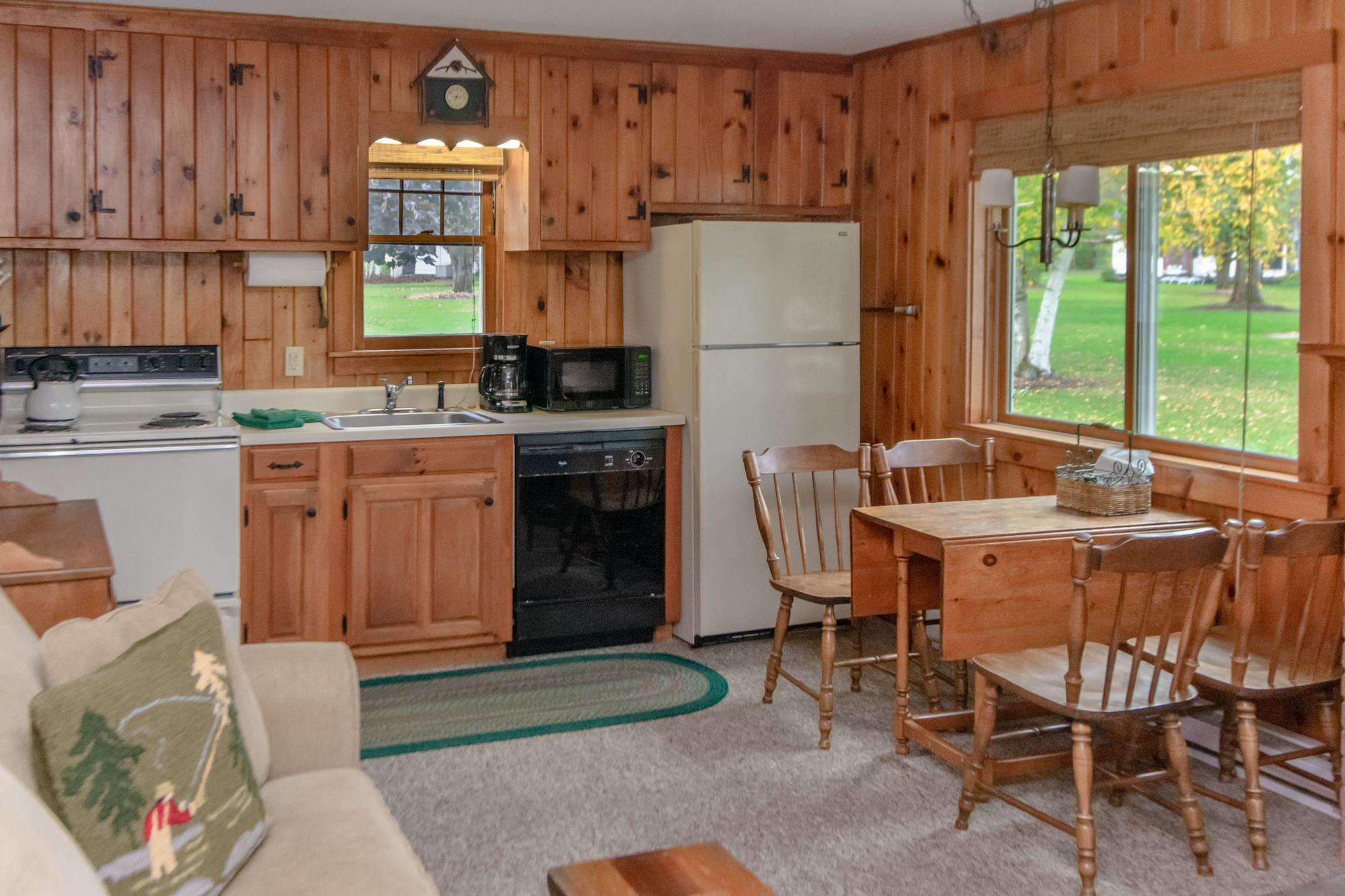 Takundewide Cottage #11 Kitchenwithdishwasher-3