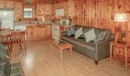 Takundewide Cottage #12 living room 2