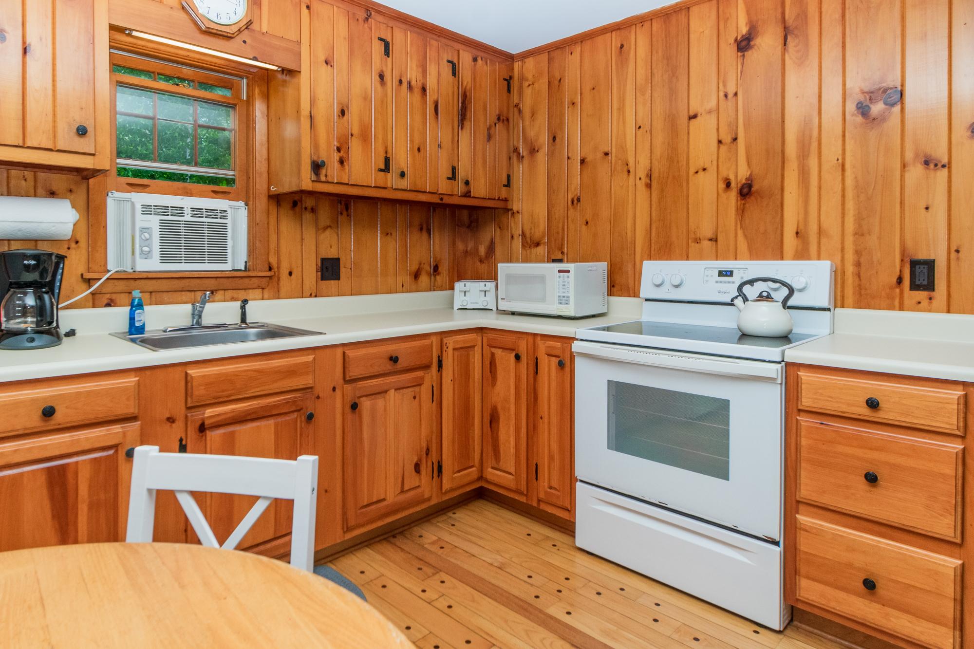 Takundewide Cottage #19 kitchen