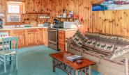 Takundewide Cottage #22 living room